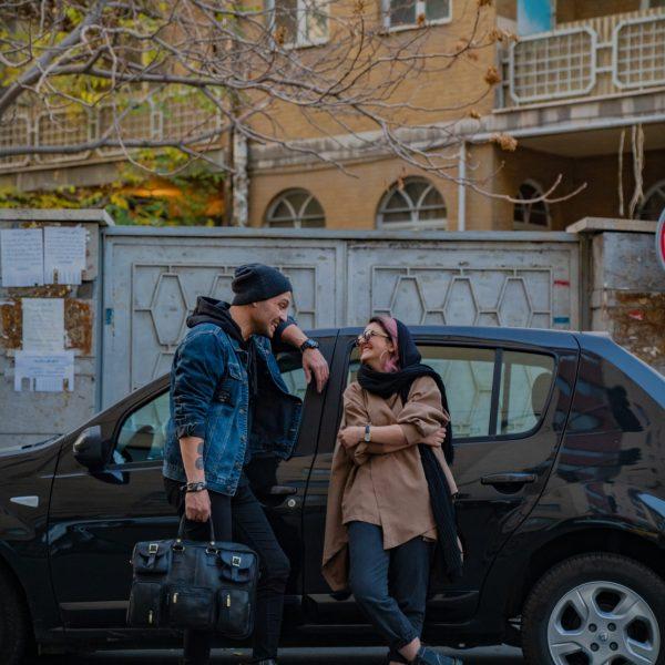بوت فندکی ظوسی زنانه + بوت فیوچر مشکی مردانه+مافیا مشکی