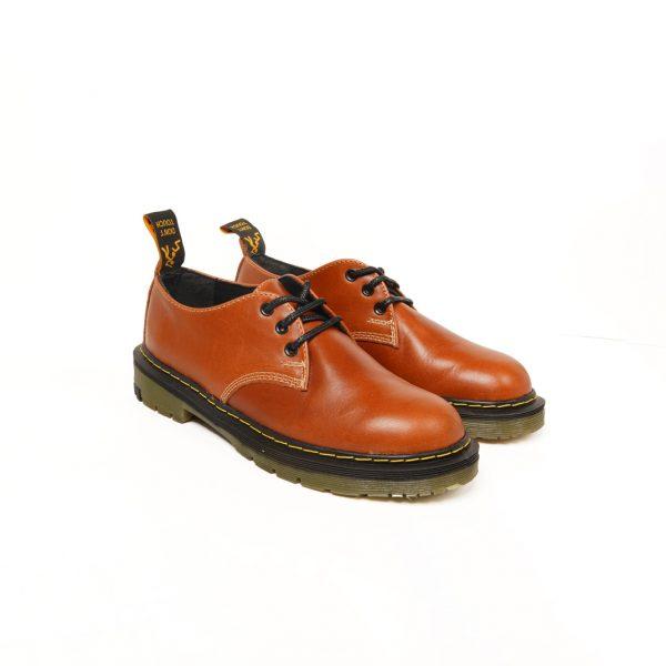 کفش فیوچر آستردار عسلی شبرو
